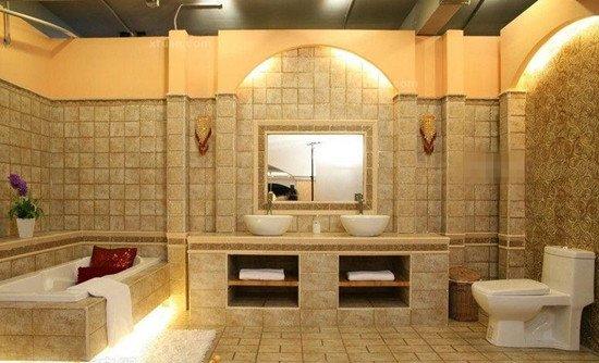 装修秘笈:卫生间瓷砖颜色的搭配技巧