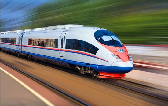 高铁 地铁双铁助力周边经济 弯道超车 腾