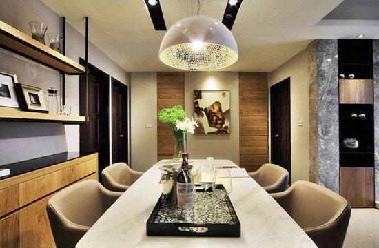 温润木质现代居家图片