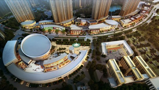 """房地产加码商业地产开发 社区商业成投资""""蓝海"""""""