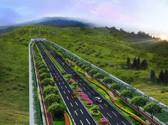 贵定公路规划图