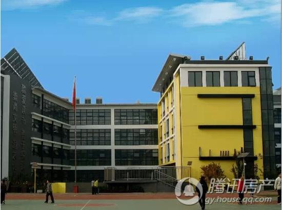 北京实验二小贵阳分校做为贵阳市南明区教育局直属的