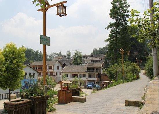 贵阳市建设美丽乡村度假区带动周边农村发展图片