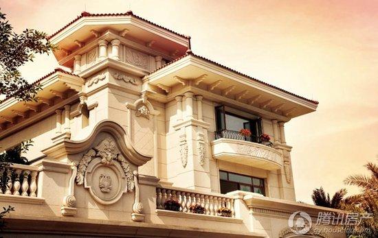 花溪碧桂园别墅·墅最大的屋顶别墅整栋钻石特色就是加图片