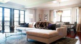 优雅气质两居室公寓