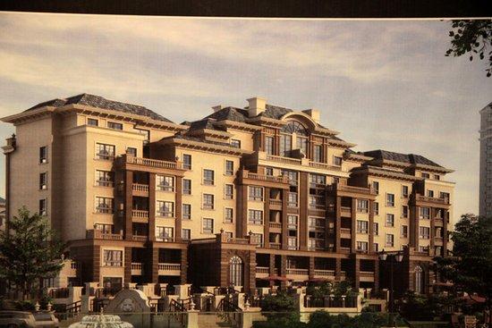 法式建筑美亚·北湖湾1号 均价5800图片