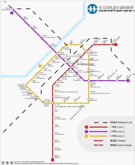 哈西群力地铁沿线盘 究竟谁与争锋?