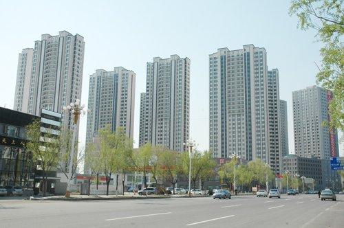 乾和城现房128-135平三居大平层59万起