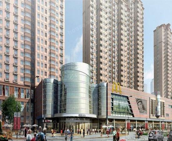 新古典主义经典建筑 丽水华城