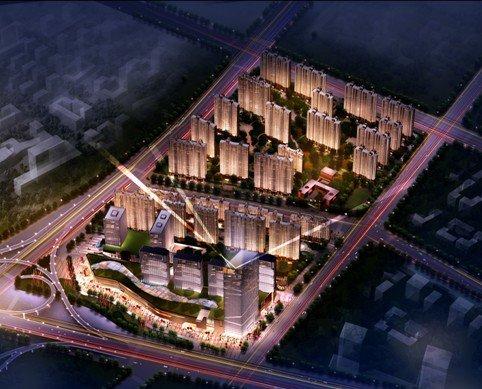 呼和浩特永泰城 全能综合体的国际范_频道-哈尔滨