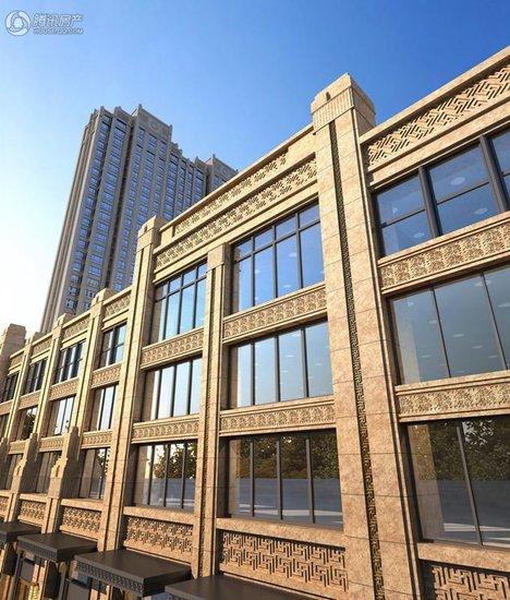 爱达·88做为新中式建筑