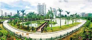 三亚今年将添5个城市公园