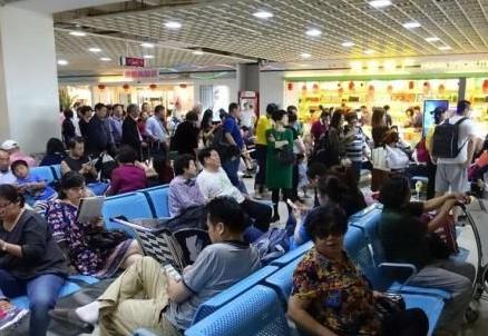 三亚机场国际旅客吞吐量突破50万人次 创历史新高