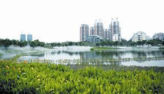 立足城市总体布局 不断开创生态文明新局面