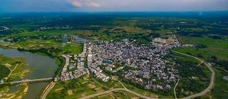 儋州中和镇:环城路环抱古镇