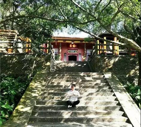 山居笔记·潮音寺