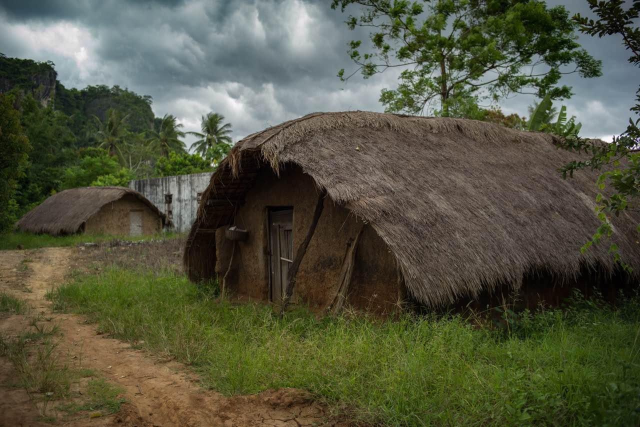 隐匿大山深处海南黎族最后一个古村落