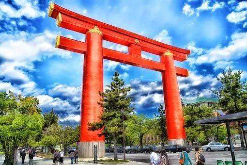 通往神界的大门,日本这十大鸟居都没人去过几个!