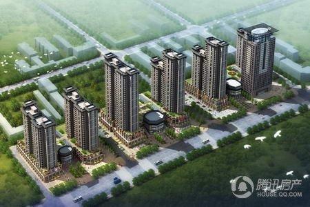 恒隆·金豪庭 1#楼-5#楼已盖至15层以上