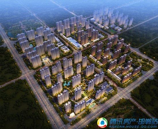 【再一次,惊艳邯郸】东部美的城园林示范区盛大开放