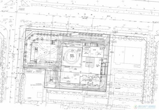 关于融通·添鸿大厦项目的规划公示
