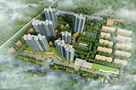 站南旺角均价4100元 工地正在打桩2015年交房