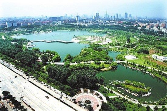 邯郸成为全国首批水生态文明城市
