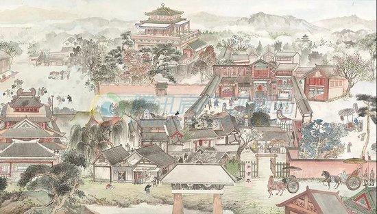 匠境天成|勒泰文化院落遵循着怎样的规划法则?