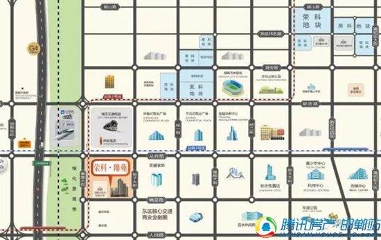 崛起的东部力量—荣科翔苑 100-171平米户型赏析
