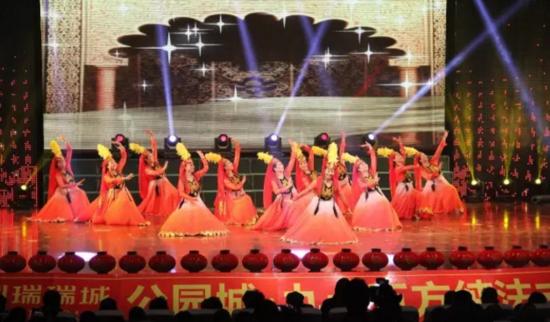 """""""2017国瑞·瑞城 百姓春晚""""已圆满落幕!"""
