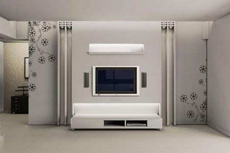 电视背景墙装修攻略 让您的家居空间提高档次