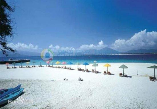 海南五大经济开发区 十大重点旅游开发区之一里海