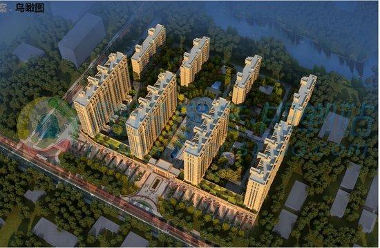 87-135㎡定义邯郸宜居户型 诠释高品质生活标准