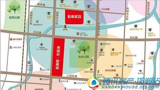 """金九银十论买铺 邯郸旺铺推荐 你的""""钱""""途在哪里"""