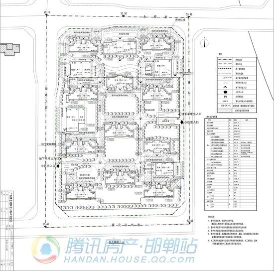 关于碧桂园.天汇湾项目的规划公示