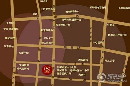 陵西大街士威凯旋宫现5000元/平 买房送空气能