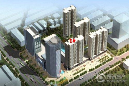 邯郸学区房天悦名苑新楼开年巨献 全新户型解析