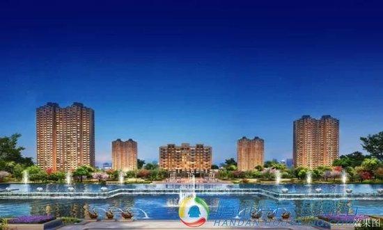 怡居邯郸恒大龙庭 尊享高档私人会所 品味观景华宅
