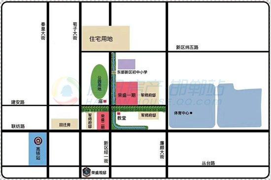 荣盛·公园印象优质小三房最抢手 更适合刚需人群