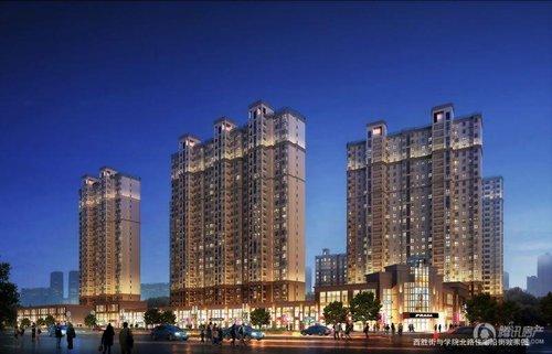 城市呼唤美的建筑 邯郸优质楼盘盘点