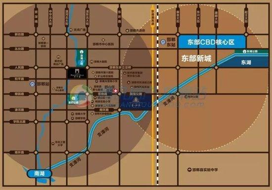 邯郸一线临江 东部新区耀世盛启高端花园社区漳和府