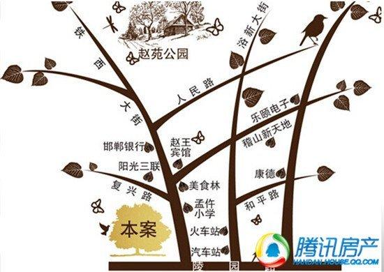 邯郸投资首选商铺—卓冠锦岸中心 让你享受尚品生活