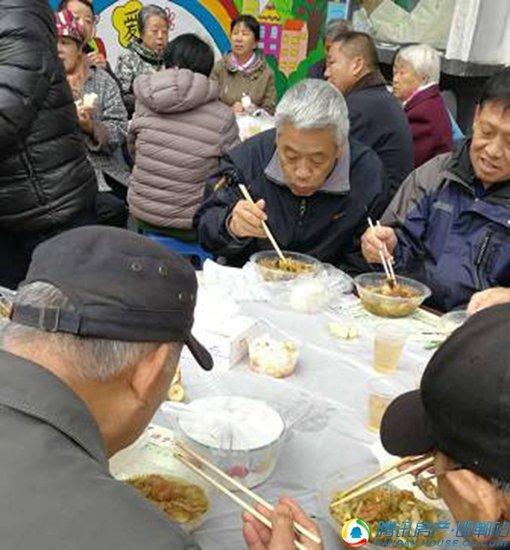 九九重阳节 浓浓敬老情 荣盛锦绣花苑重阳节家宴活动