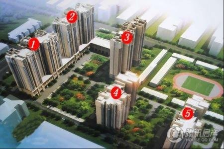 永华新城项目均价6300元/平 全款享95折优惠