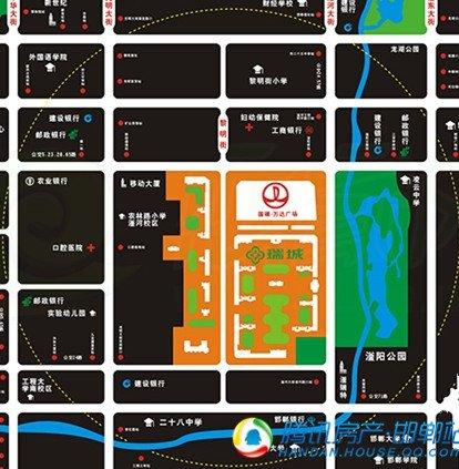 国瑞·瑞城二期|1号楼即将开盘 109-139㎡户型图先睹为快
