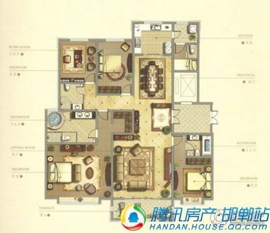 别墅专题:邯郸土豪的新选择 私人订制尊贵一席