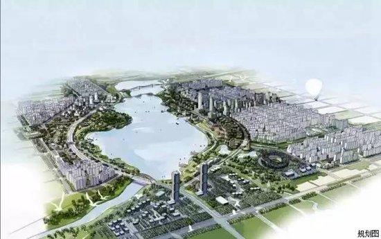 恒大绿洲城市向北 坐拥两横三纵 离尘不离城