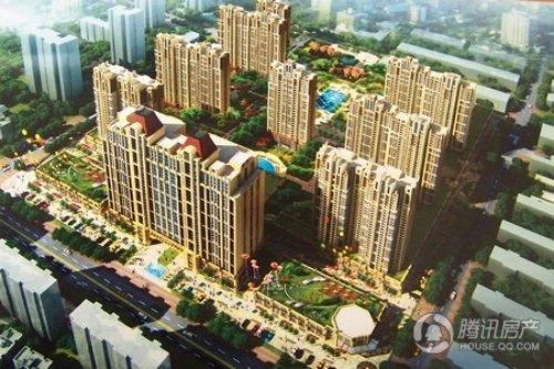 龙湖公馆均价6900元/㎡ 雄踞邯郸商务核心
