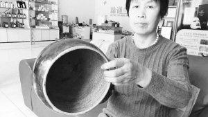 """邯郸: 挖出百年""""传家宝"""" 坛里竟是鸦片"""