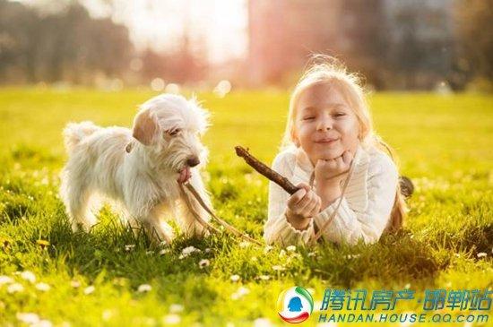 荣盛公园印象 你愿意在公园里无忧无虑的生活吗?